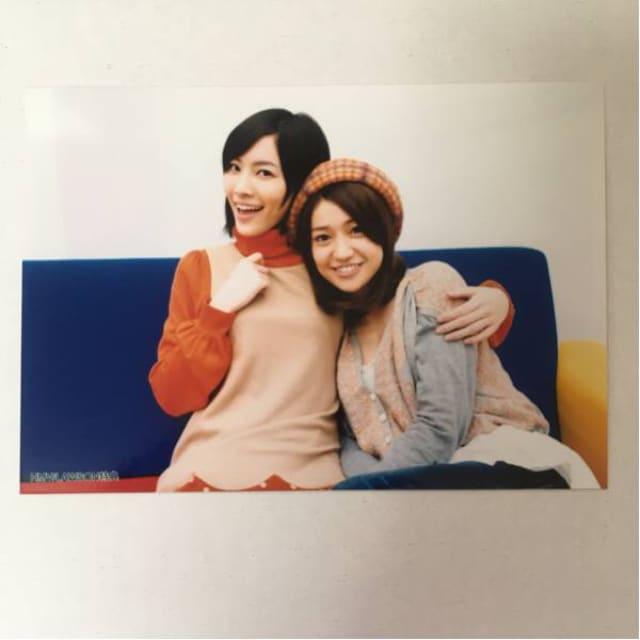 AKB48 大島優子 松井珠理奈 特典 生写真 SKE48  < タレントグッズの