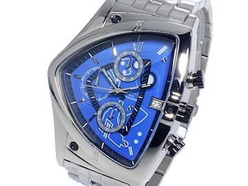 コグ 腕時計自動巻 クロノC43M-BL