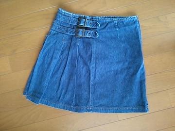 W61 デニムスカート*