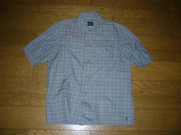 初期NUMBERNINEナンバーナインチェックシャツ3千鳥柄