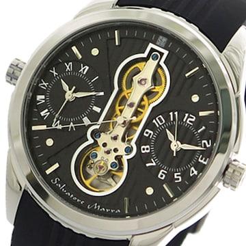 サルバトーレマーラ 腕時計 SM18113-SSBK