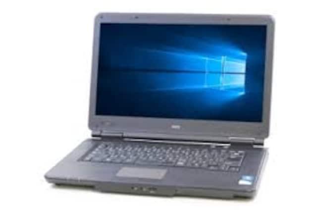 NEC VersaPro VK19E/X-D Celeron B840/250GB  < PC本体/周辺機器の