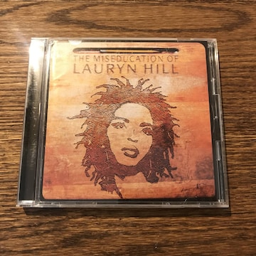 【LAURYN HILL (ローリン・ヒル)】MISEDUCATION
