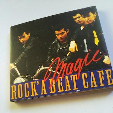 CDマジックMAGIC ROCK'A BEAT CAFE