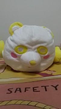 AAA・え〜パンダ・ねそべりティッシュカバー・黄色 日高