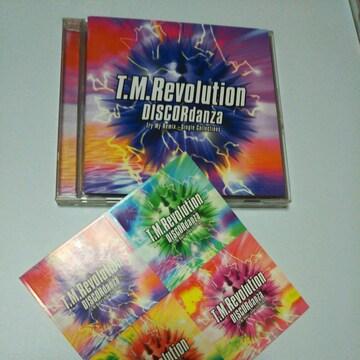 CD T.M.Revolution シングルコレクション〒送料無料