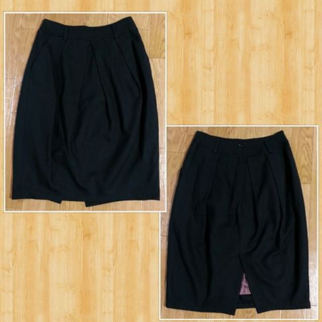 Jocomomola de Sybilla ホコモモラ デ シビラ スカート 定価約22000円 40 < ブランドの