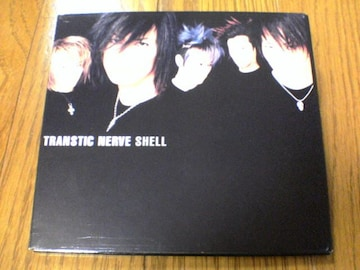 TRANSTIC NERVE CD SHELL 初回盤