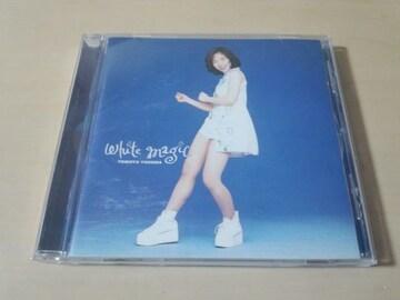 吉田朋代CD「ホワイト・マジックWhite magic」●