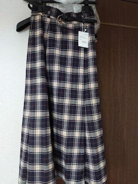 INGNI☆チェック柄スカート☆未使用