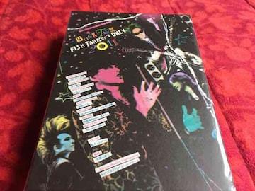FISH TANKer's ONLY 2011 DVD限定盤 BUCK-TICK ファンクラブ限定
