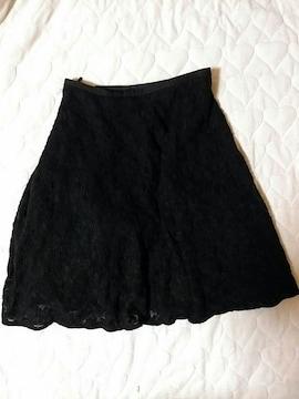 TOCCA花柄刺繍スカート2トッカ