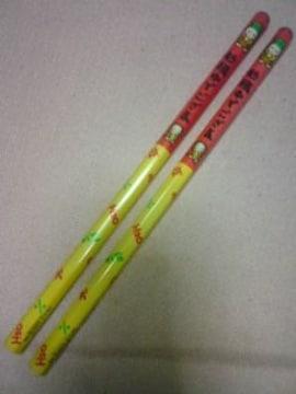 おさるのもんきち鉛筆2本セット激レア美品サンリオ