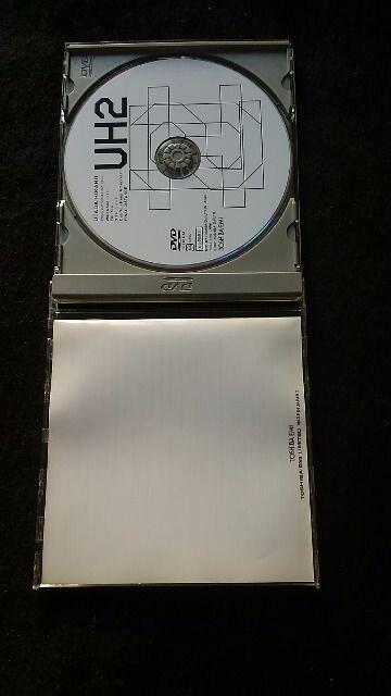 宇多田ヒカル SINGLE CLIP COLLECTION VOL.2 DVD ステッカー < タレントグッズの