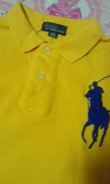 ポロ・ラルフローレンビッグポニーポロシャツ140 < ブランドの