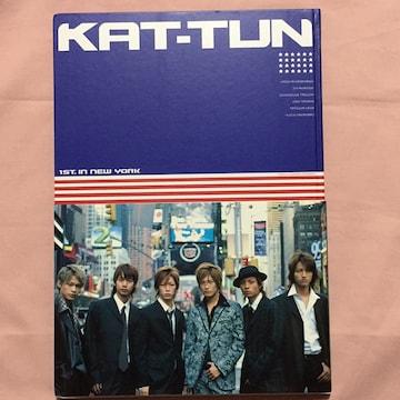 送料込 KAT-TUNファースト写真集inニューヨーク