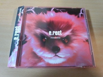 machine CD「e.rect」(HAKUEI&KIYOSHI) マシーン●