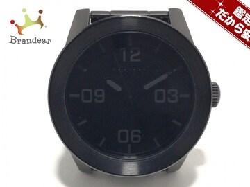 NIXON(ニクソン) 腕時計 THE CORPORAL メンズ 黒