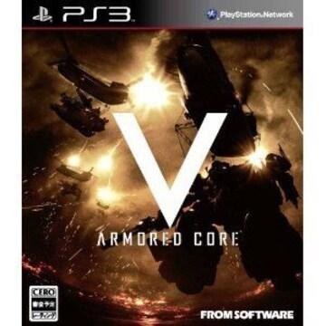即決 ARMORED CORE V PS3版 オリジナルヘッドセット付