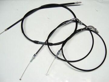 (2003)Z400FXZ400JZ550FX新品15cmロングワイヤーセット