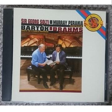 KF バルトーク 2台ピアノと打楽器のためのソナタ ・他
