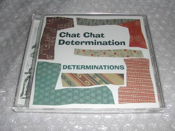 DETERMINATIONS『CHAT~』良好(THE MICETEETHなど好きな方にも)