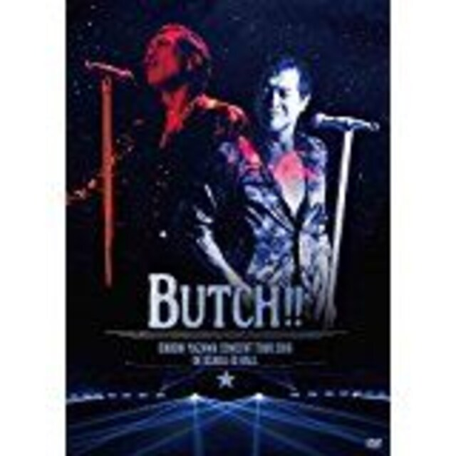 ■DVD『矢沢永吉 CONCERT 2016 BUTCH IN OSAKA-JO HALL』  < タレントグッズの