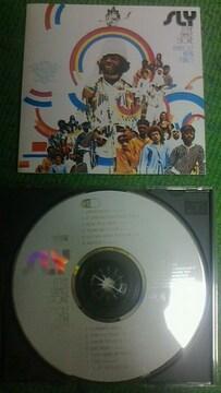 スライ&ザ・ファミリーストーン 新しい世界 CD 初期 ファンク