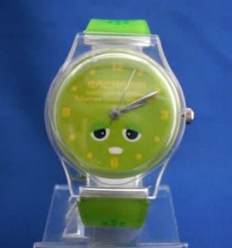 ガチャピンの腕時計2-ポンキッキリストウォッチ