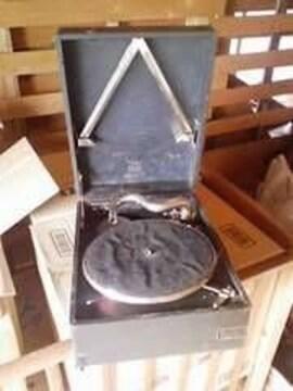 コレクター必見コロンビア蓄音機とレコード