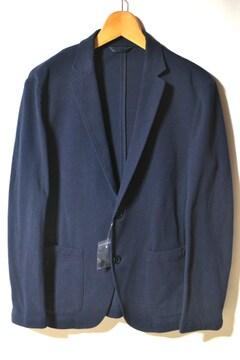 新品 グローバルワーク テーラードジャケット ネイビー M メンズ