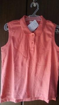 Lサイズノースリーブ!ポロシャツ!新品!タグ付きアウトレット!