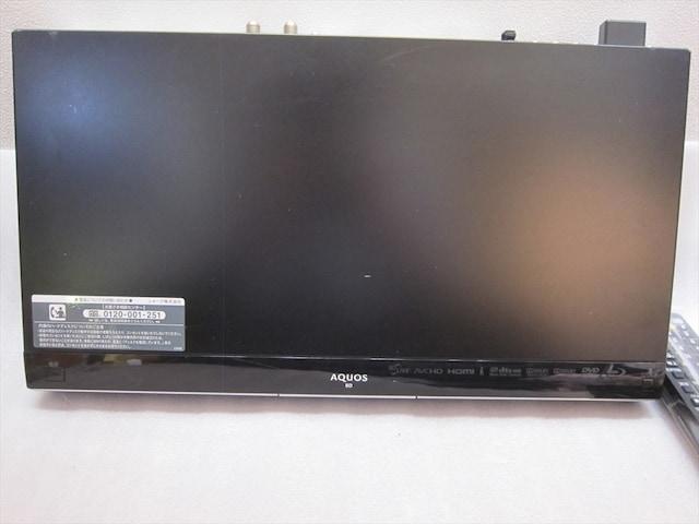 シャープ アクオス HDDブルーレイレコーダー BD-HDW73 2番組同時録画 < 家電/AVの