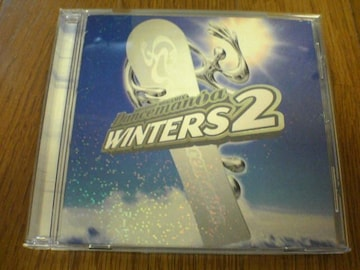 CD ダンスマニア ウィンターズ 2 廃盤