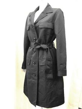 【JUNKO SHIMADA】黒コートです
