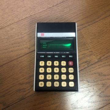 即決 昭和レトロ SHARP シャープ 電卓