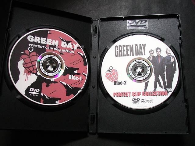 GREEN DAY/グリーンデイ 最新PV集 完全版 < タレントグッズの