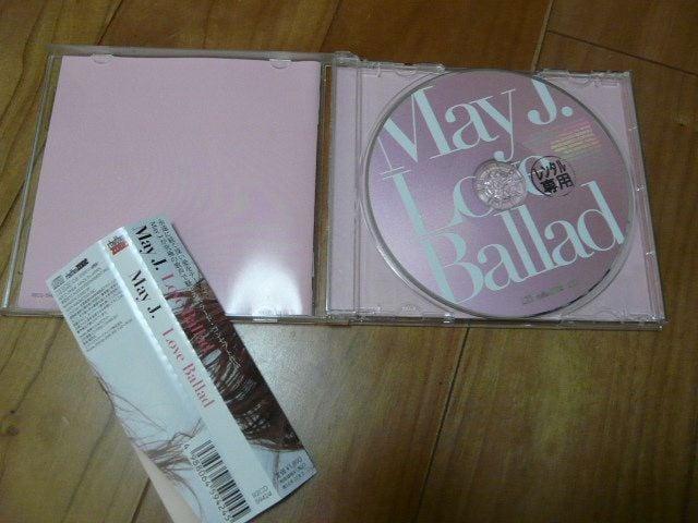 May J.■Love Balladラブバラード 通常盤 < タレントグッズの