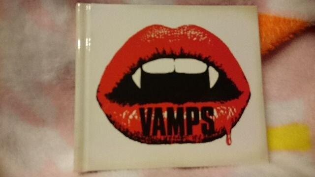 VAMPS「VAMPS」初回DVD付/L'Arc-en-Ciel HYDE  < タレントグッズの