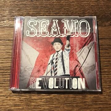 【SEAMO (シーモ)】REVOLUTION