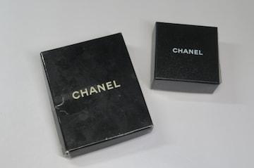 【セット】CHANEL シャネル 箱 2つ 小さめ