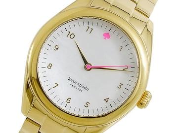 ケイトスペード クオーツ レディース 腕時計 1YRU0027