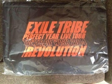 ♪EX TRIBE TOW2014♪エコバック大 今市隆二 登坂広臣 岩田剛典