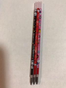 SARASA SNJK0.5 ZEBRA 黒赤ピンク 替芯3種 スヌーピー サラサ