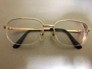 1スタ 良品☆ Mild flex-NT ゴールドフレーム 日本製眼鏡