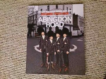abingdon boys school「DOCUMENT PHOTO BOOK」T.M.Revolution