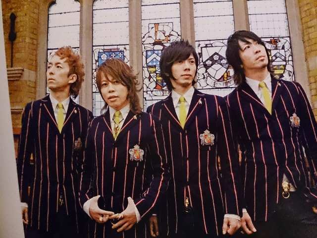 abingdon boys school「DOCUMENT PHOTO BOOK」T.M.Revolution < タレントグッズの