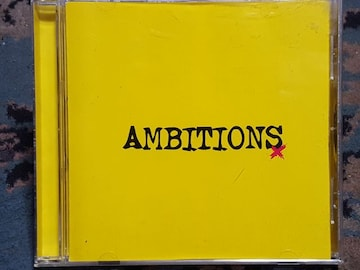 ONE OK ROCK AMBITIONS 輸入盤