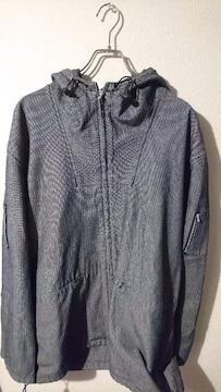 SATANARBEIT(サタンアルバイト) スラブマウンテンパーカージャケット 希少品