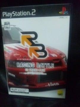 《レーシングバトルC1グランプリ》【PS2ソフト】ドリフト・レース